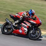 All Four Riders In The Mix At VIR For Pure Attitude Racing