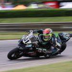Rain Doesn't Slow Pure Attitude Racing In MotoAmerica Finale